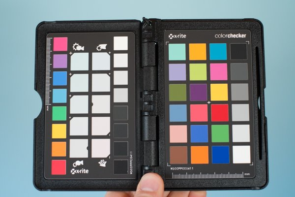 The ColorChecker Passport from X-Rite