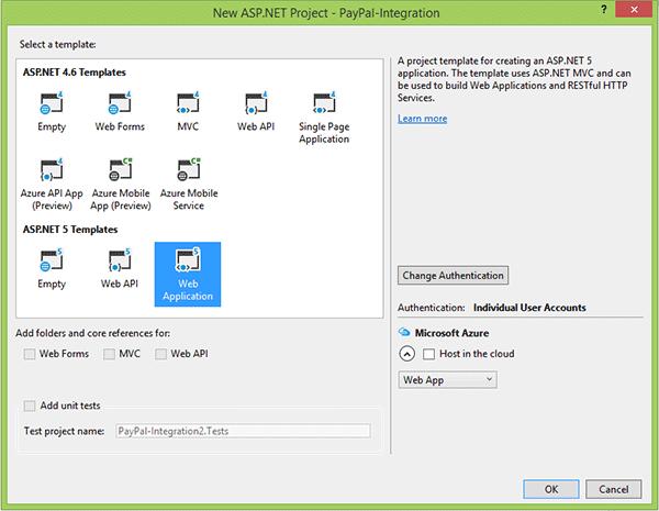 ASPNET MVC5