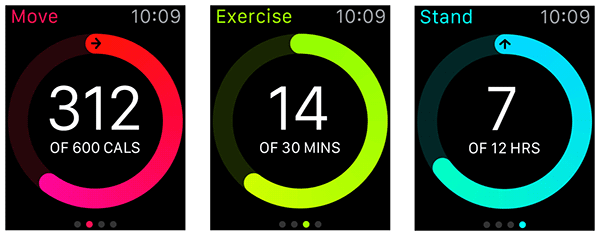 Page Based navigation on the Apple Watch by Apple