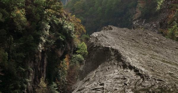 rock curves masking result