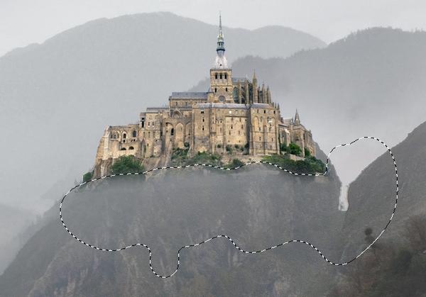 masking castle