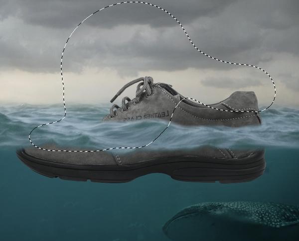 shoe curves 1 masking