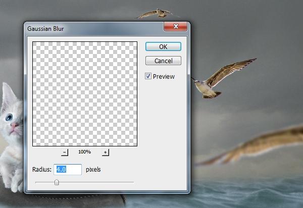 add a bigger bird