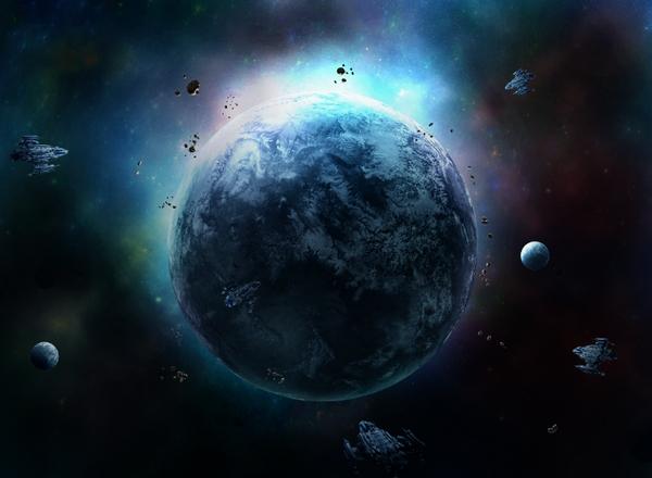 add asteroids