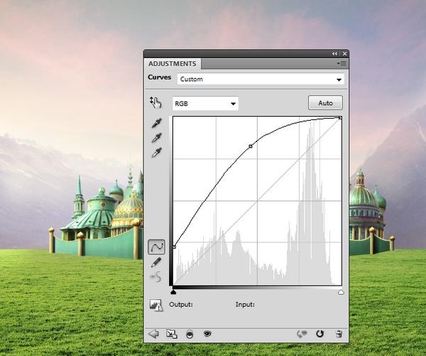 landscape 1 curves