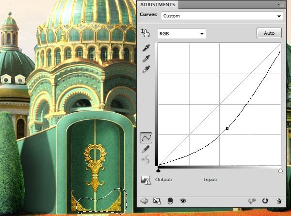 ornament 2 curves
