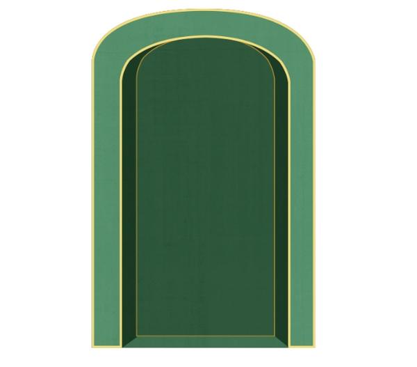 gate shape 3 stroke