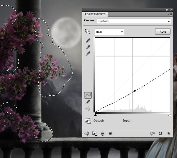 flowers 3 curves