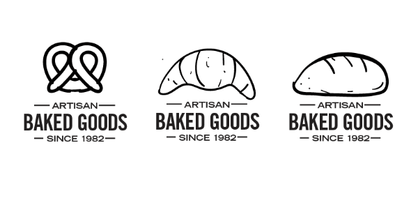 Rough drafts of my logo design project