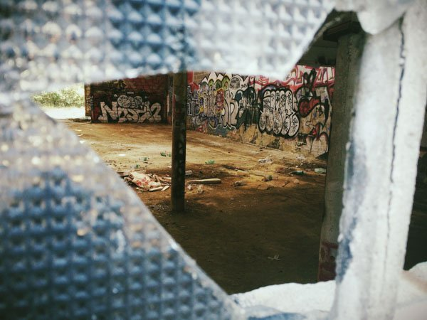 iPhone shot