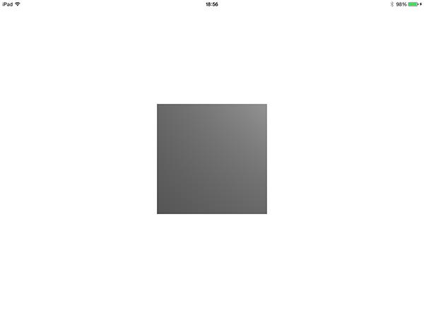 First SceneKit render