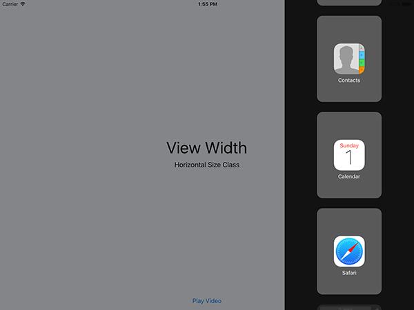 Select Slide Over App
