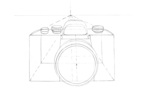 Drawing all the round details