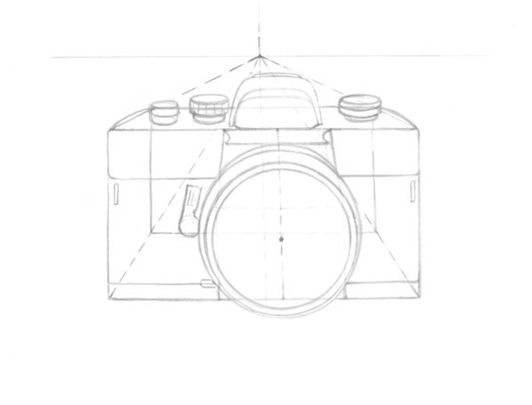 Additional features of the camera