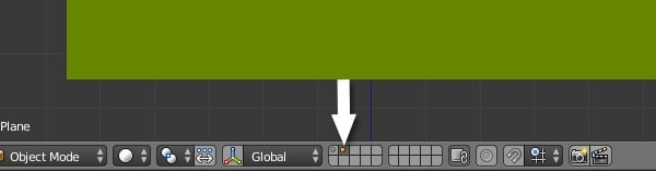 click on layer two
