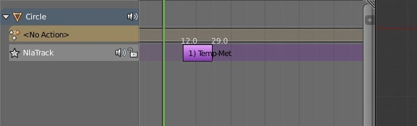 Move and adjust the strip just like in a video editor