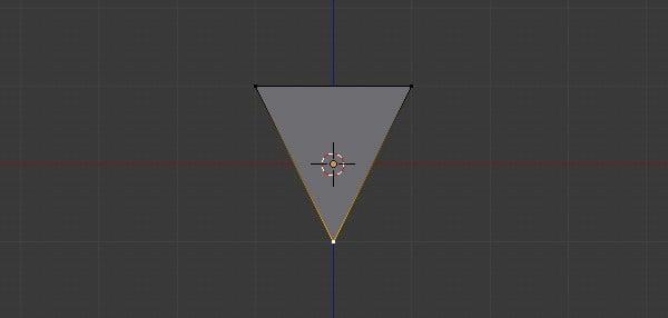 Merge lower vertices