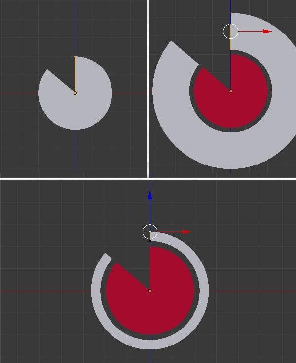 Edit the geometry