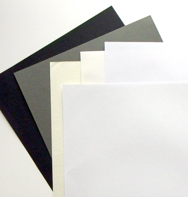 Selection of paper