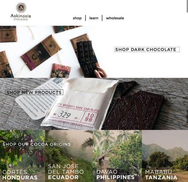 Askinosie a passionate chocolate company