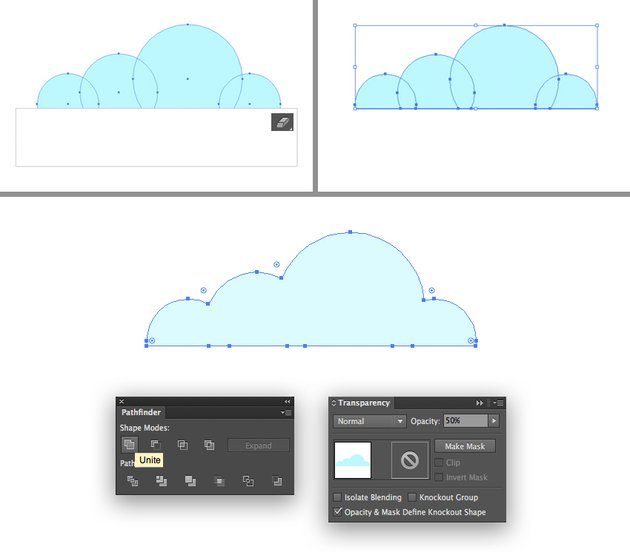 use the eraser tool and lower the opacity