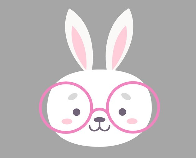 Our bunny is ready