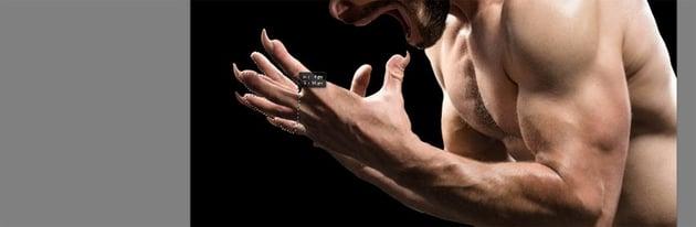 how to modify hands
