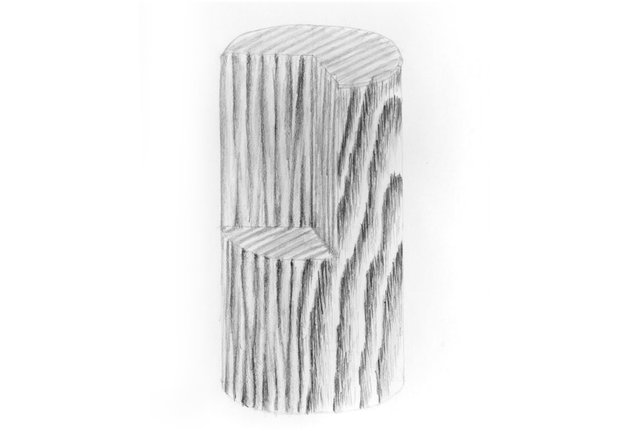 how to draw wood texture