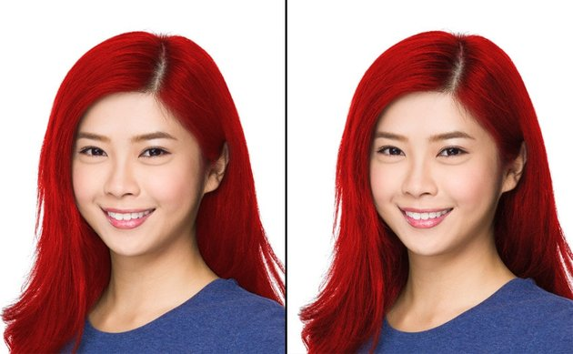 how to create saturated hair color