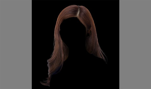how to select hair in photoshop