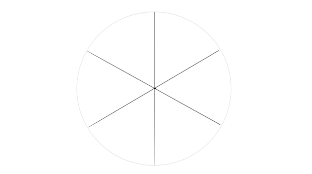 hexagonal base