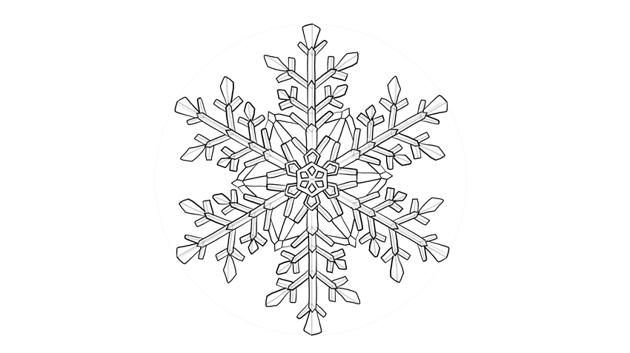 snowflake thicker