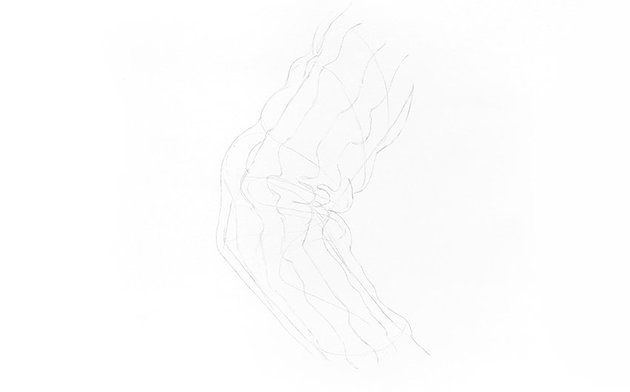 folding drawing