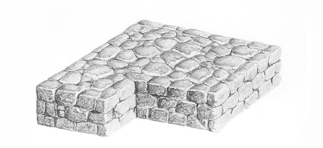 how to make stone structure