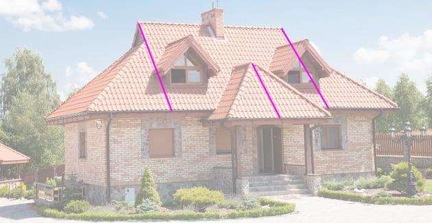roof curvature