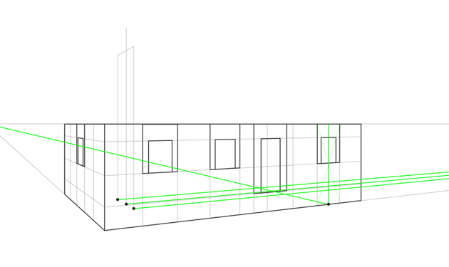 how to make proportions constant perspective