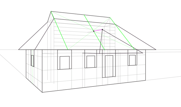roof guide lines