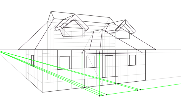 roof over porch proportions