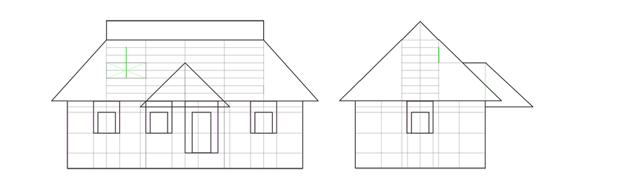 roof window height