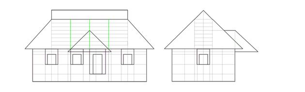inner roof guide lines
