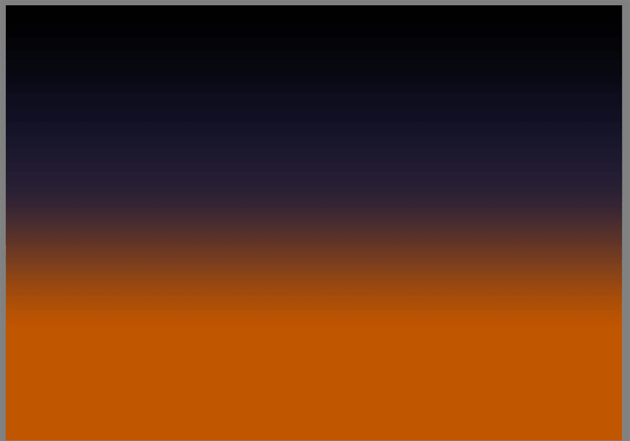 sunset sunrise color gradient