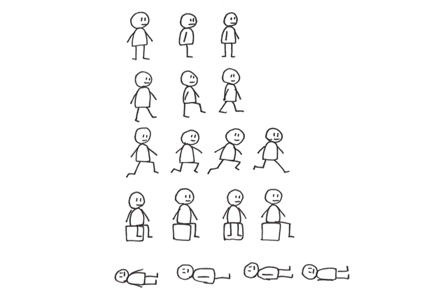 how to design simple poses