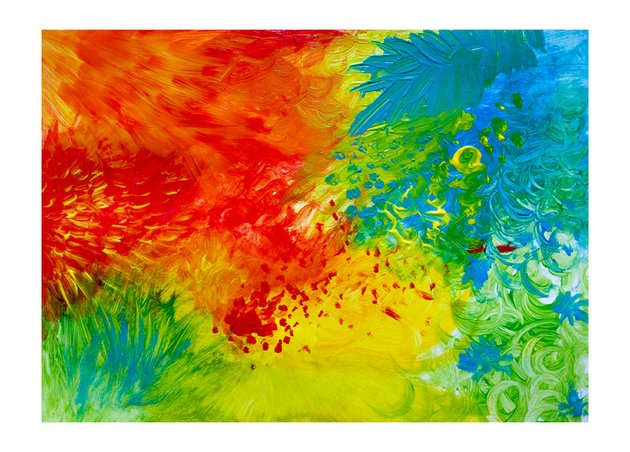 how to paint abstract painting emotions