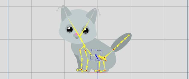 bend the knees crazytalk animator