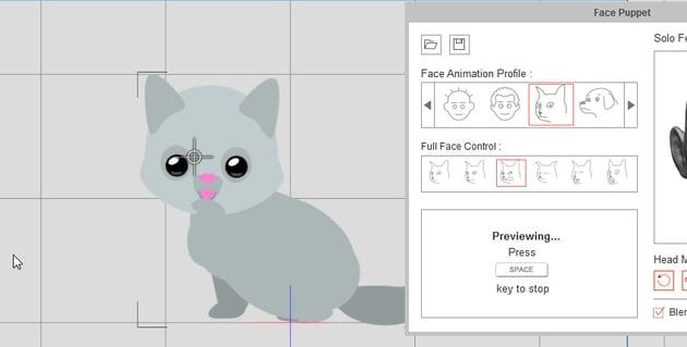 angry animation licking crazytalk animator