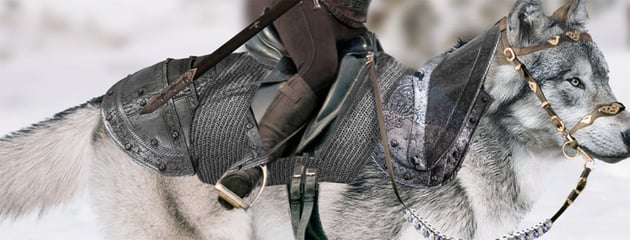 chainmail with layer mask