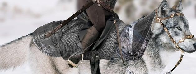 darken the saddle