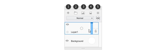 sketchbook layer editor