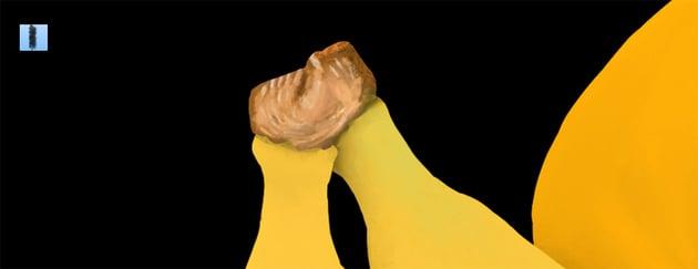 banan detail color
