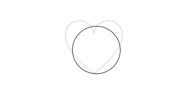 draw huge circle